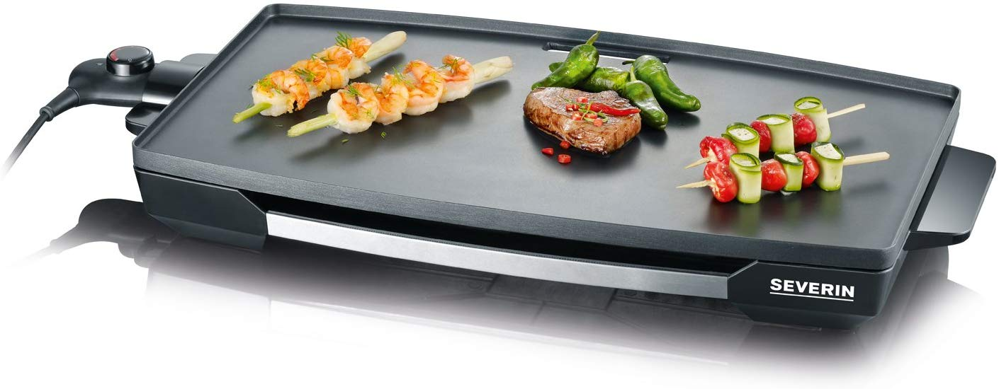 Severin KG2397 : plancha teppanyaki / gril de table
